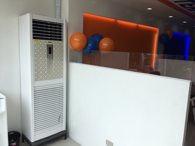 Efficient Air or Water Heating and Cooling
